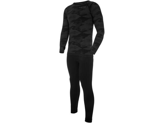 Viking Europe Tigran Underwear Set Men dark grey